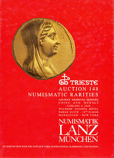 LANZ AUCTION 148 4.1.2010 NUMISMATIC RARITIES NYINC ~TH
