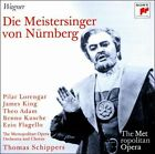 Wagner: Die Meistersinger von Nrnberg (CD, May-2011, 3 Discs, Sony Classical)