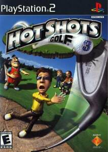 Hot Shots Golf 3 PS2 Playstation 2 Game Complete