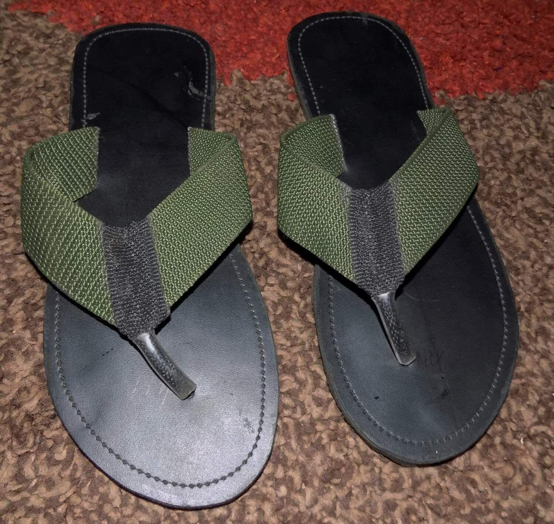 Very Stylish Masai African Handmade Men's Sandals