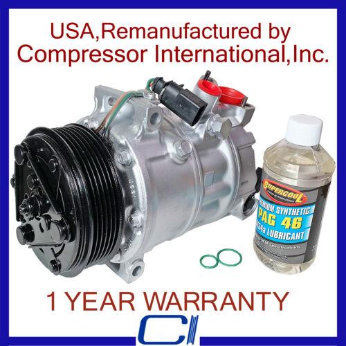 2016-2017 Beetle 1.8L//2.0L,2016-2017 Jetta 1.4L//1.8L OEM Reman A//C Compressor
