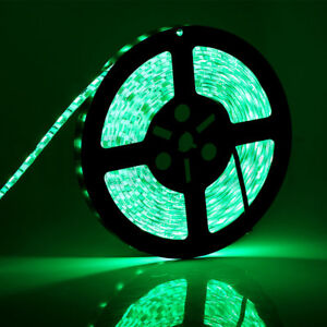 Green-Waterproof-5050-SMD-300LED-5M-60LED-M-Light-Strip-Flexible-12V
