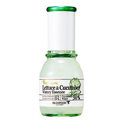 [SKIN FOOD] Premium Lettuce & Cucumber Watery Essence / Korean Cometics
