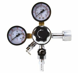 CO2 Regulator for Beer and Soda Keg and Dispensing System - CGA-320