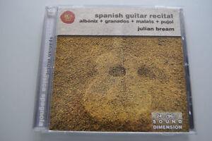 Spanish-Guitar-Recital-Albeniz-Granados-Malats-Pujol-Julian-Bream-CD