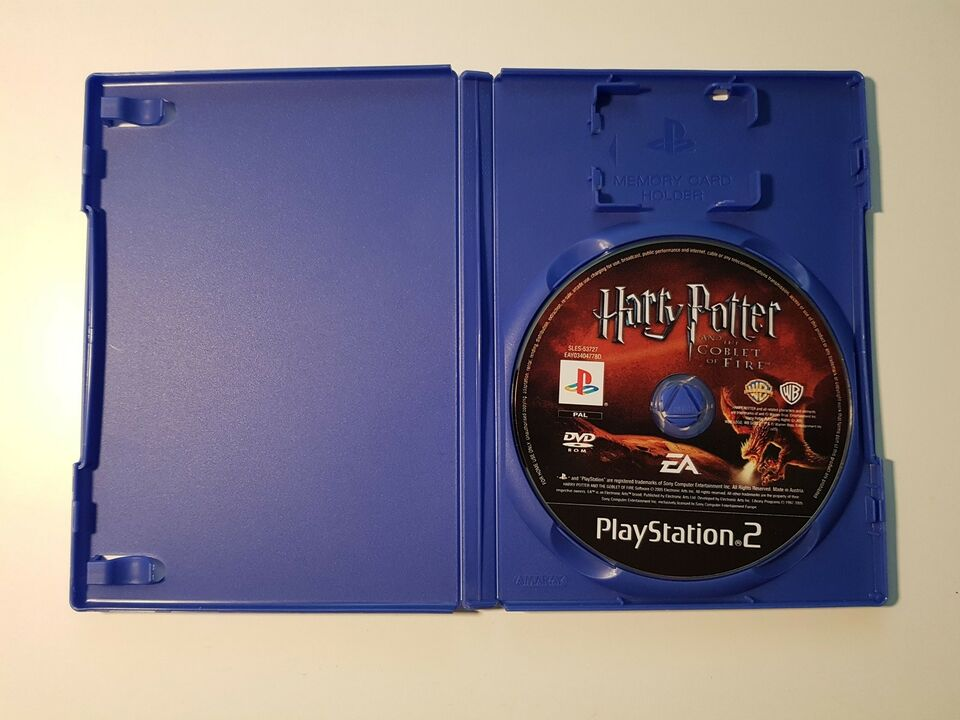 Harry Potter og flammernes pokal, PS2