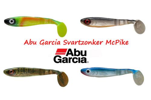 Abu Garcia Svartzonker McPike 18 cm // Hecht-Gummiköder Farbauswahl 49 g