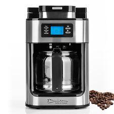 Kaffeemaschine Barista Kaffeeautomat Kaffee Edelstahl integriertes Mahlwerk