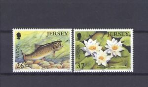 JERSEY-EUROPA-CEPT-2001-WATER-THEME-MNH