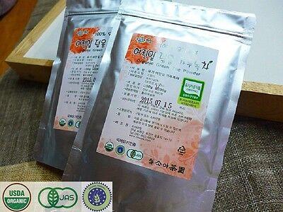 100% Pure Organic Matcha Green Tea Powder 200~600g Young Leaf USDA, EU certified