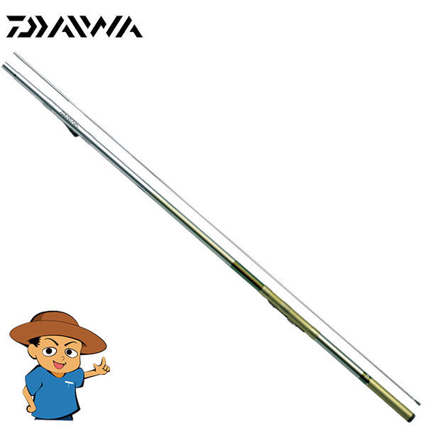 Daiwa PRESSA DRY interline 1.5-53 F 17'2