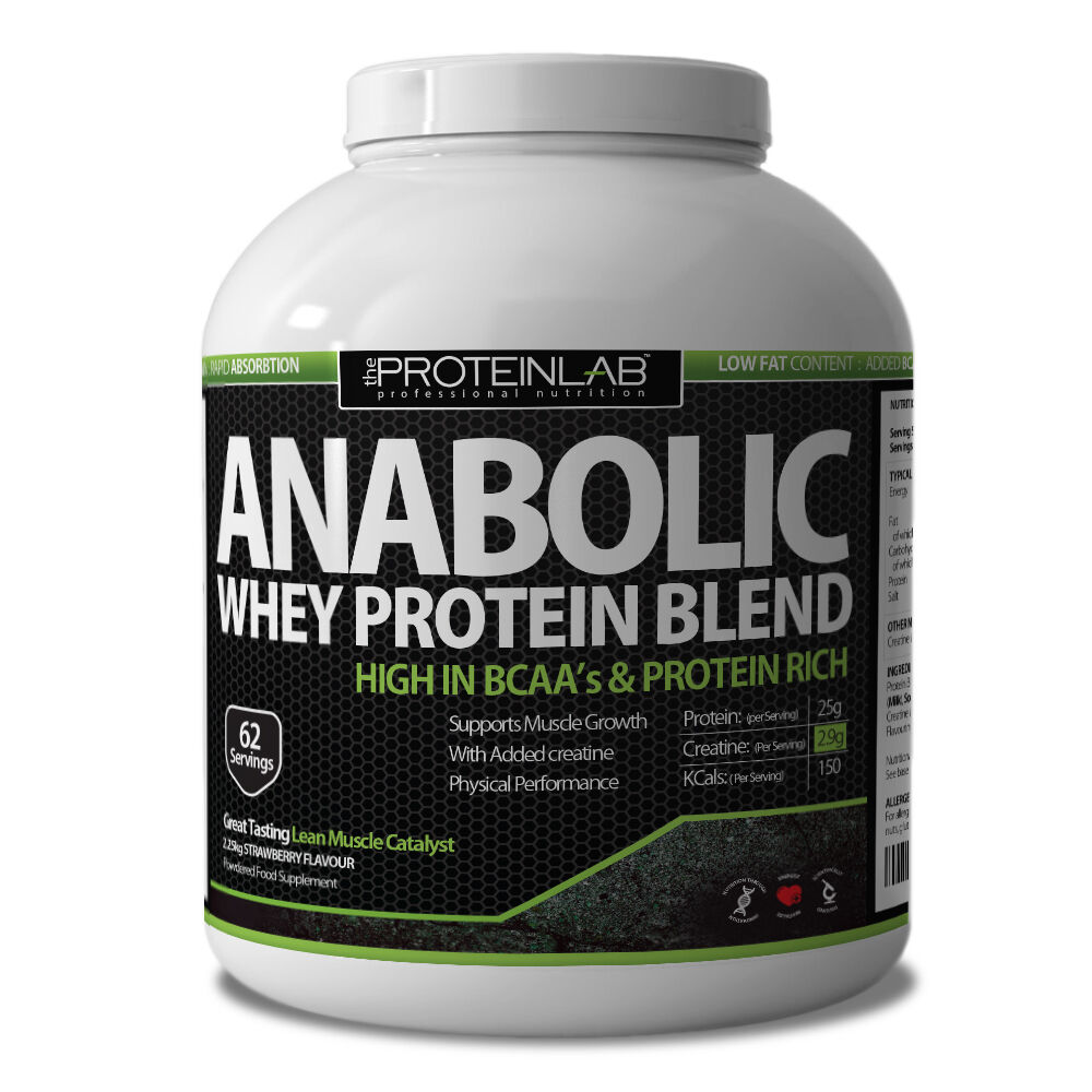 Anabol Molke 100% Optimum Eiweiss Puder Shake Ernährung Muskel Matrix 2.25kg Kg