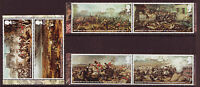 GREAT BRITAIN 2015 BATTLE OF WATERLOO SET OF 6  FROM PRESTIGE BOOKLET UM, MNH