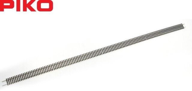 Piko H0 55209 Straight Track G940 (Flexible Track) Length 940 mm - New