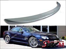 SL65AMG Capri Blue Trunk Spoiler For 2004-2011 R230 SL350 SL500 SL550 SL55 AMG