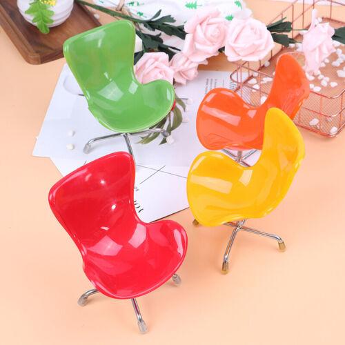 1Pc 1//6 Móveis Casa De Bonecas Miniatura Cadeira Modelo Brinquedos Para Casa De Boneca decorá eixos Yx