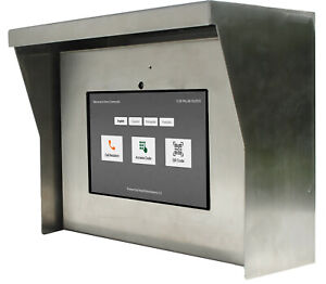 SES-Stainless-Steel-Video-Intercom-Visitor-Entry-System-with-10-034-touch-screen