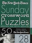 The New York Times Sunday Crossword Puzzles by The New York Times (Spiral bound, 2002)
