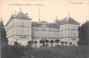 CPA-71-LA-CHAPELLE-DES-BOIS-LE-CHATEAU