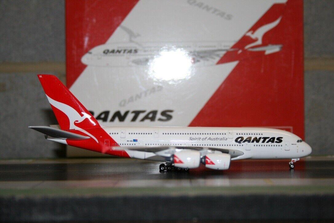 Phoenix 1 400 Qantas Airbus A380-800 VH-OQL (PH10709) Die-Cast Model Plane