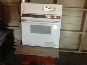 GE ELECTRIC 220 volt 20 inch single ovens