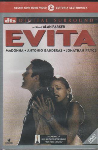 Evita (1996) DVD NUOVO SIGILLATO