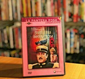 La vendetta della Pantera Rosa (1978) DVD COME NUOVO PETER SELLERS BLAKE EDWARDS