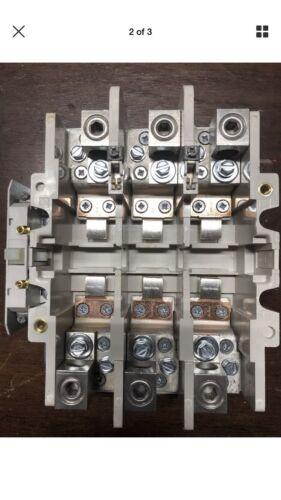 CUTLER HAMMER CN35NN3AB AC 110-120 Volts Coil LIGHTING CONTACTOR 200A NEW