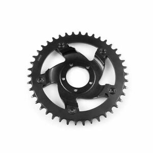 40T//42T//44T Bicycle Chainring Chain Ring Road Chainwheel For Bafang G320