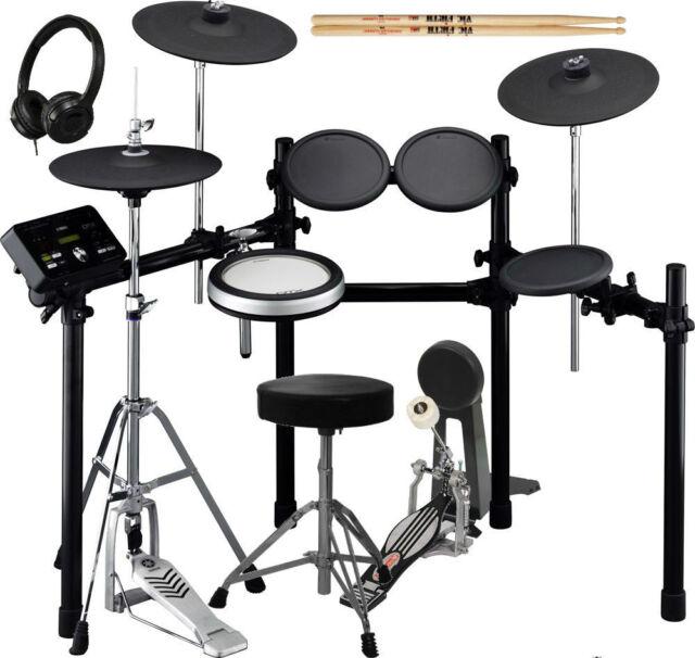 Yamaha DTX532K 5-Piece Electronic Drum Set ULTIMATE BUNDLE ***Brand New***