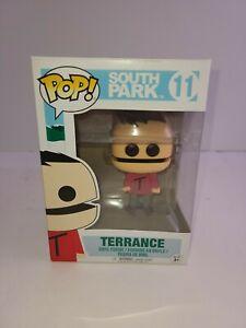 new Funko POP 13275 Pop Television South Park 11 - Terrance Vinyl Action Figure