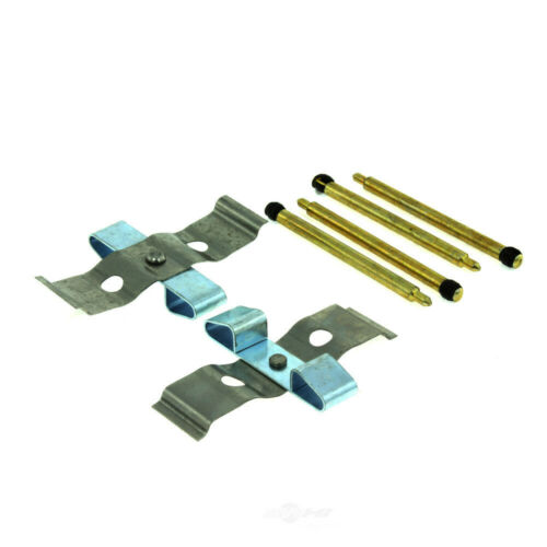 Disc Brake Hardware Kit Rear Centric 117.62051