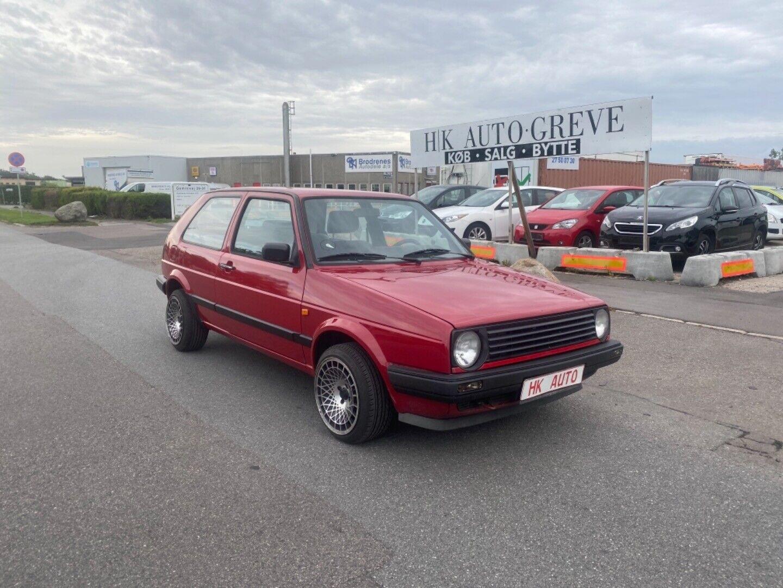 VW Golf II 1,6 CL 5d