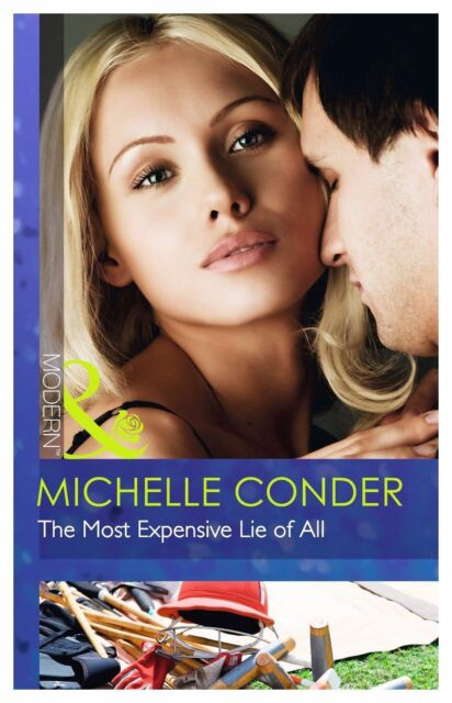 """""""AS NEW"""" The Most Expensive Lie of All (Modern), Conder, Michelle, Book"""