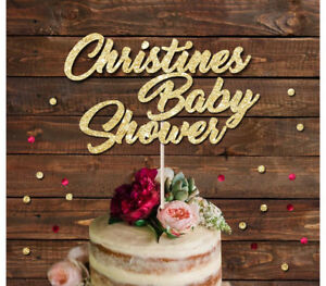 PERSONALISED-BABY-SHOWER-GLITTER-CAKE-TOPPER-MUM-TO-BE-BABY-ARRIVAL-TOPPER