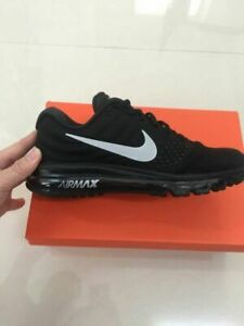 meilleur site web 98c86 b235e Details about Classic NIKE AIR MAX 2017 Men's Running Trainers Shoes
