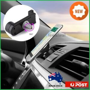 NEW-Premium-Universal-360-Air-Vent-Car-Mobile-Cell-Phone-GPS-Holder-Mount-Stand