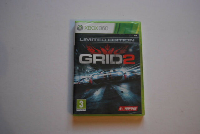 GRID 2 LIMITED EDITION - XBOX 360