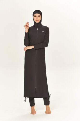 A 4065 burkini hasema tesettürmayo Mayo Costumi da bagno... swimwear hijab ucarburkini