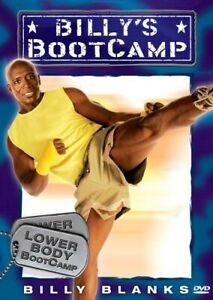 Billy Blanks Tae Bo Lower Body BootCamp DVD Bauch Beine Po