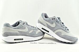 buy popular ede78 1d3b1 Image is loading Nike-Air-Max-1-Premium-SIZE-9-875844-