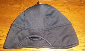 57ea089a45939 Details about MTA F16 Ponytail Running Winter Stocking Active Beanie Black  Workout Hat OSFM