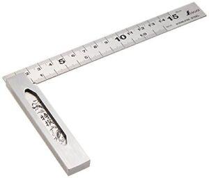 Consciencieux Shinwa Ruler Perfect Machinist Square 15cm 150mm 62009 Japan Pour Classer En Premier Parmi Les Produits Similaires