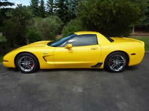 Corvette Z06 C5 2003 50th Anniversary