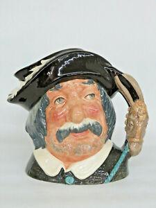 Royal-Doulton-D6461-Sancho-Panca-Toby-Jug-Porcelain-Character-Mug-860B