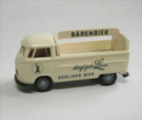 VW T1 B Getränkepritsche Bärenbier Berlin