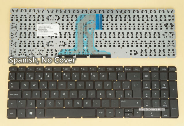 For HP 15-bs102ns 15-bs103ns 15-bs104ns 15-bs105ns keyboard Spanish Teclado WH