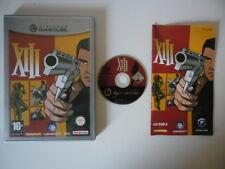 XIII (13) Edition Le Choix des Joueurs - NINTENDO GAMECUBE - COMPLET