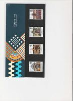 1990 ROYAL MAIL PRESENTATION PACK EUROPA MINT DECIMAL STAMPS