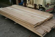 "100 bd. ft. 4/4 Hickory Lumber, Selects & Better, Surfaced to 15/16"", 8' Lengths"
